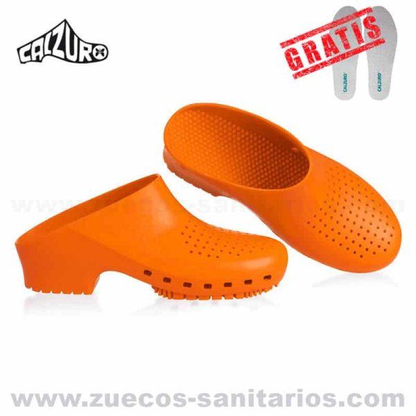 Calzuro Naranjas